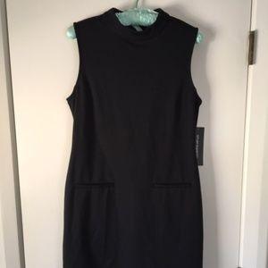 Sharagano Little Black Dress Size 4